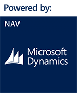 Powered by Dynamics NAV