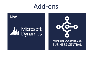 Add-ons: Dynamics NAV/Business Central