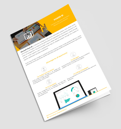 Power BI - Brochure