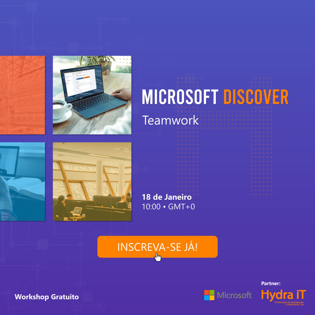 Workshop | Microsoft Discover: Teamwork