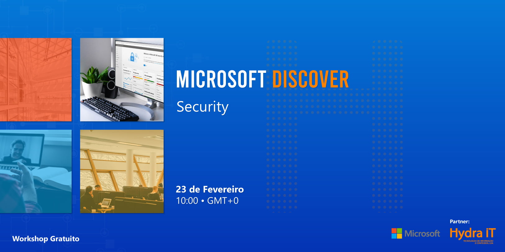 Microsoft Discover: Security