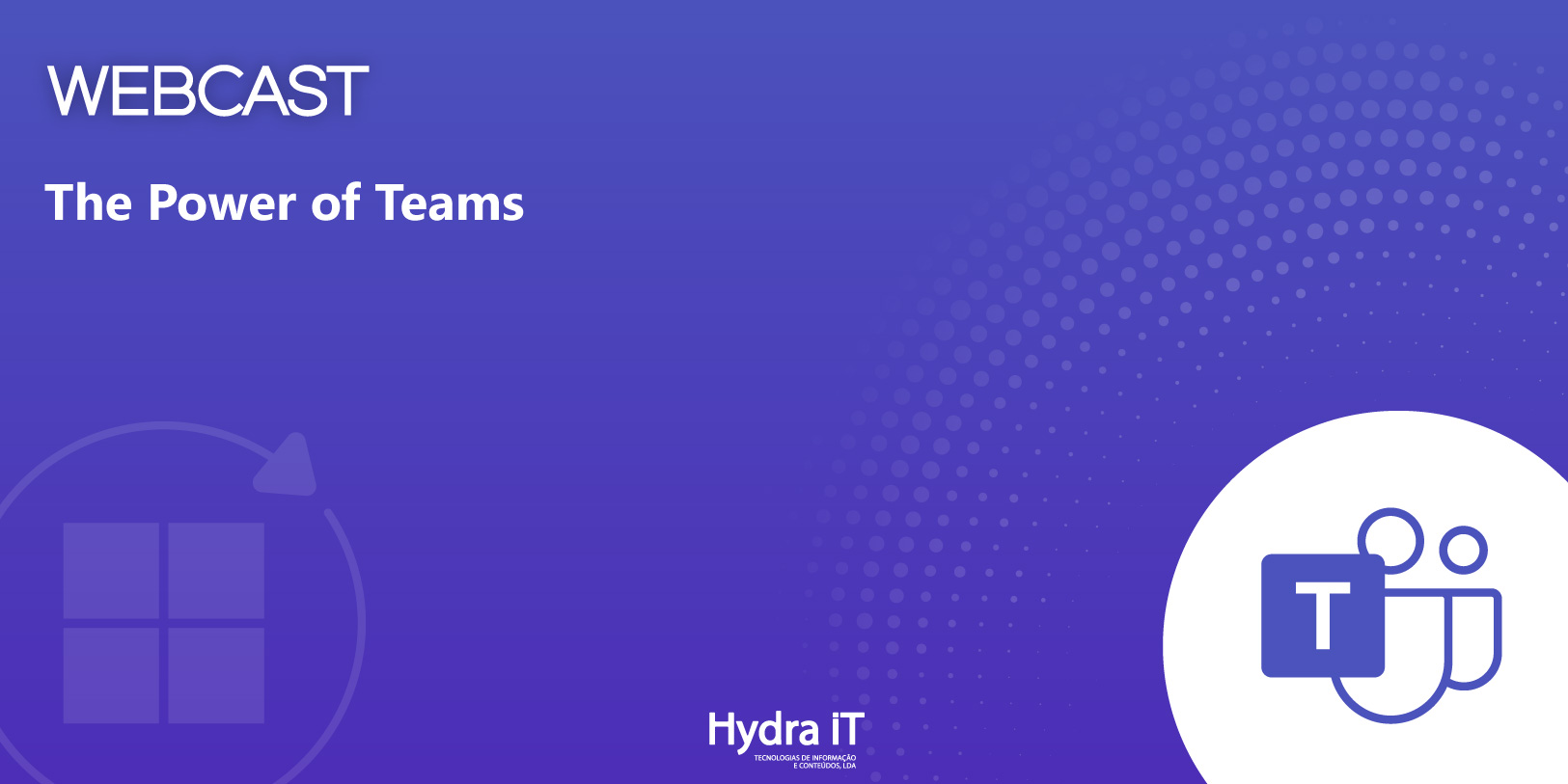Webcast | The Power of Teams